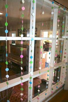 DIY Polka Dots : DIY Polka Dot Party  : DIY home decor