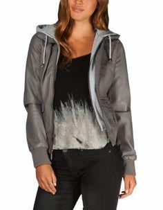 FULL TILT Fleece Hooded Womens Faux Leather Jacket Full Tilt,http://www.amazon.com/dp/B00F3D88SA/ref=cm_sw_r_pi_dp_8y1jtb026V2KQ4N0