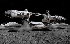 Senseless Pix of Random Stuff — Millennium Eagle Cosmos, Thunderbirds Are Go, Sci Fi Spaceships, Sci Fi Models, Airplane Design, Sci Fi Shows, Spaceship Concept, Star Trek Ships, Science Fiction Art