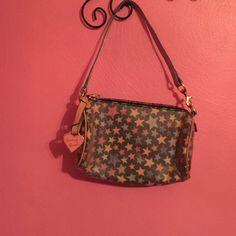 Dooney & Bourke Small Barrel Handbag Multi Color