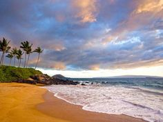 Secret Beach in Maui—not to be confused with Kauai's Secret Beach