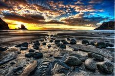 sunset picture desktop (Nitara Backer 2048x1360)