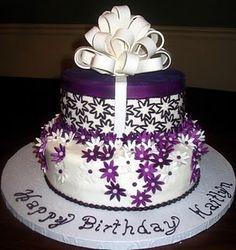 Sweet 16 Cake idea.