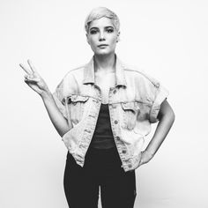 can we take a minute to realize that ive been crazy about halsey for exactly a year now