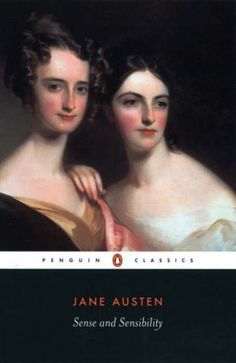 Sense and Sensibility, Jane Austen. Jane Austen is so darn witty. You'll want to BE Elinor, hug Marianne, & smack Willoughby upside the head. Then you'll want to see the movie. I Love Books, Great Books, Books To Read, My Books, Jane Austen Books, Penguin Classics, Pride And Prejudice, Play, Along The Way