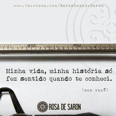 Sem Você - Rosa de Saron