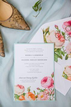 Charleston Weddings magazine summer 2016 / Photo by Dana Cubbage Weddings