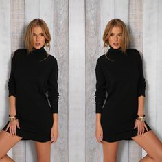 The Windy Nights Knit Dress. Shop online at Willow and Kate.  www.willowandkate.com.au