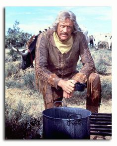 James Arness as Zeb Macahan in ''How the West was Won'' TV Series