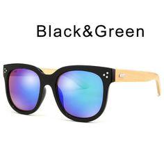 b248a5dd63 Wood Sunglasses Men/Women Bamboo Arms with Plastic frame. Hombres Y  MujeresBambusoideaeMaderaBrazosPlásticoLentesGafas De Sol