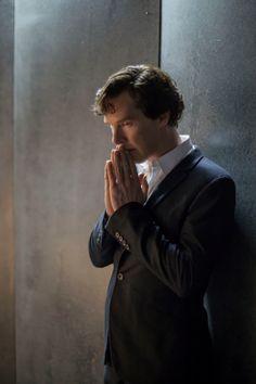 SHERLOCK Season 4. Benedict Cumberbatch