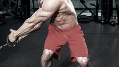 Tip: The Cable Chop for Abs