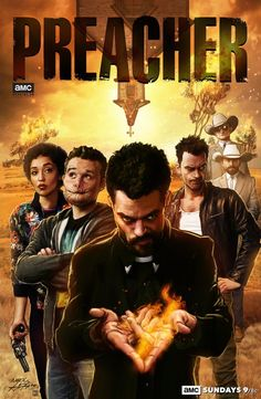 #Preacher hashtag on Twitter