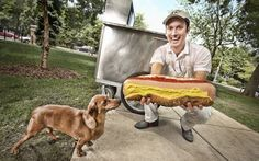 world's biggest hot dog - Google-søk