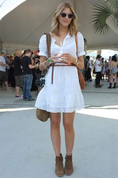 Festival Style Inspiration From Coachella's Stylish Show-Goers | TeenVogue.com