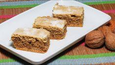 Prajitura Frageda cu Nuca Cornbread, Banana Bread, Cake Recipes, Deserts, Ethnic Recipes, Food Cakes, Youtube, God, Cakes