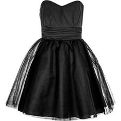 Swing Sukienka koktajlowa schwarz
