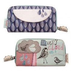 Billetera Pájaros-Nube - tiendaonline  #disasterdesigns #wallet #purse #vintage #cartera #billetera #monedero #pajaros #birds