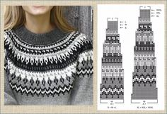 Кофточки | Вера Наумова | Идеи и фотоинструкции бесплатно на Постиле Fair Isle Knitting Patterns, Knitting Machine Patterns, Crochet Animal Patterns, Knitting Stitches, Knit Patterns, Baby Girl Cardigans, Nordic Sweater, Knit Art, Knitting Projects
