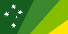 Australian Flag Proposal _ Design: Kas Hodges (2015) Flag Ideas, Australian Flags, Ferrari Laferrari, Flag Art, Alternate History, Country Art, Proposal, Herb, Iphone Cases