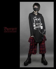 fashion/Visual kei/goth/