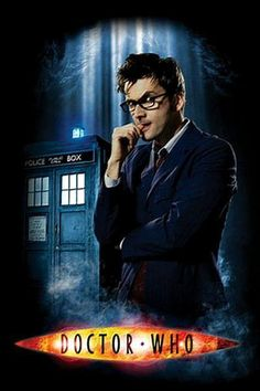 Doctor Who : The Tenth Doctor - Maxi Poster 61cm x 91.5cm (new & sealed)