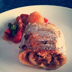 """""""Involtini di pesce spatola"""". Una ricetta siciliana gustosa e semplice per lasciare di stucco i vostri commensali ;)"""