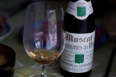 best beaumes de venise or other muscat wine recipe on