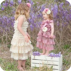 Lacey's Lace Dress