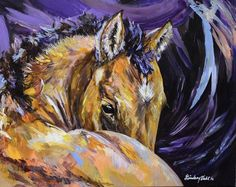 Colorful Animal Paintings #animal #art