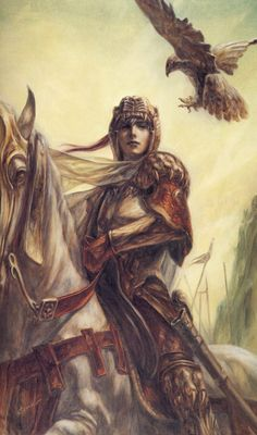 Aravis, Queen of Archenland