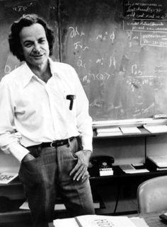 Richard Feynman Teacher