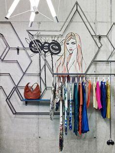 Stoffsuchtig store by Holger Berg Hamburg Germany 05 #retaildetails