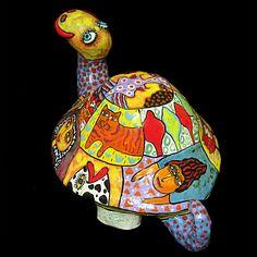 Big turtle, turtle, turtle of clay, turtle figurine, ceramic turtle, color turtle, handmade Turtle, ceramic sea Turtle, art ceramic Turtle by CeramicsGerasimenko on Etsy