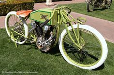 Excelsior Super X Motorcycle - Beautiful Machine!