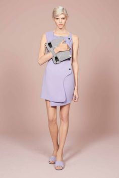 PANTONE COLOR FALL/WINTER 2014 Mauve mist – a muted, romantic pale purple Opening Ceremony pre-fall 2014