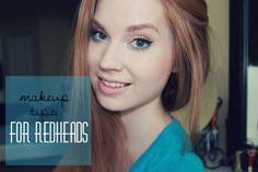 Makeup Tips: Redheads