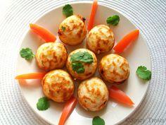Stuffed Paniyaram / Tomato Masala Stuffed Paniyaram