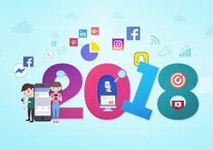 5 Social Media Tips and Trends Deathcare Companies Should Embrace for 2018 Internet Marketing, Social Media Marketing, Photoshop Illustrator, Adobe Photoshop, Forms Of Communication, Social Media Trends, Insta Instagram, In 2019, Web Design