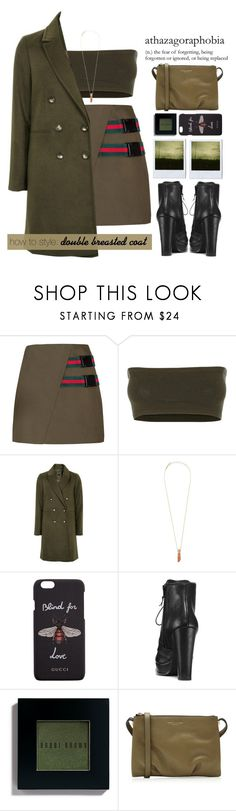 """""""featuring a green bandeau 