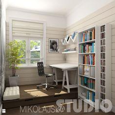 Młodzieżowy pokój w stylu skandynawskim - zdjęcie od MIKOŁAJSKAstudio - Pokój dziecka - Styl Skandynawski - MIKOŁAJSKAstudio