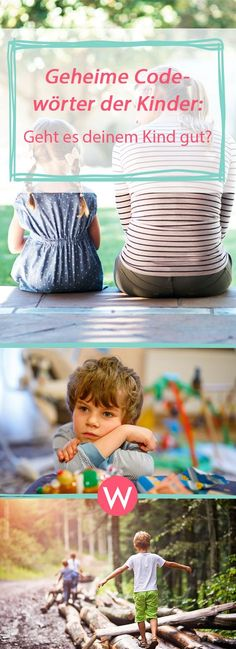 Anhand dieser fünf Sätze erkennst du, dass es deinem Kind nicht gut geht. #kinder #erziehung #eltern