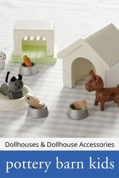 Dollhouses & Dollhouse Accessories