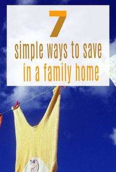 Easy and simple ways to save in a family home. 7 simple changes you can make today to boost your family budget and  save money   #budget #savings #thrifty #frugal Life On A Budget, Money Budget, Family Budget, Family Life, Home And Family, Frugal Tips, Saving Ideas, Ways To Save Money, Money Management