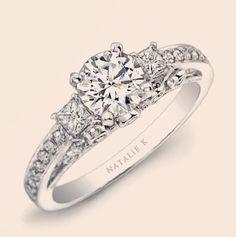 8 New 2013 Engagement Ring Trends - @Engagement101Magazine