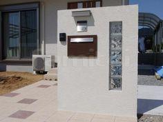 Door Gate Design, Exterior, Doors, Wall, Garden, Home Decor, Houses, Front Door Awning, Puertas