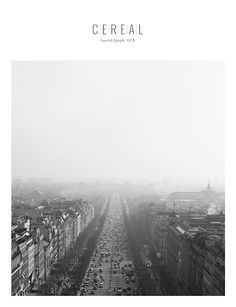 Cereal Magazine - fantastic on-line photography and travel magazine.
