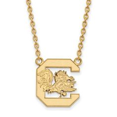 Product Type Jewelry Jewelry Type Pendants & Charms Chain Type Cable Material: Primary Gold Material: Primary - Color Yellow Material: Primary - Purity 10K Length of Item 18 mm Width of Item 16 mm Thi