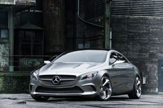 Rejoice: There Will Be A Lower-Priced Mercedes - Here are the pics.