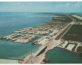 RWUT Lucky BNS round 4    Currently featured from my shop:    Marathon Shores Florida Aerial View Postcard, Postmarked 1961